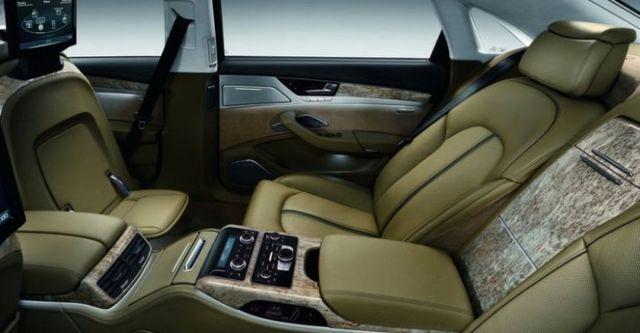 2014 Audi A8 L 4.0 TFSI quattro  第9張相片