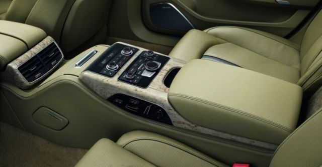 2014 Audi A8 L 6.3 FSI quattro尊爵版  第10張相片