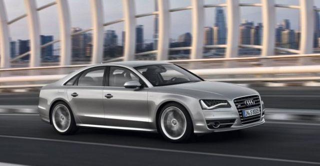 2014 Audi A8 S8  第1張相片