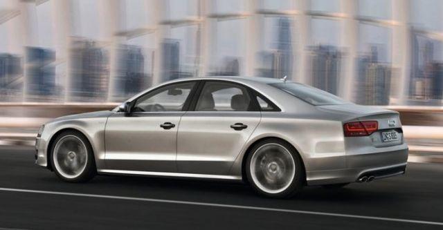 2014 Audi A8 S8  第2張相片