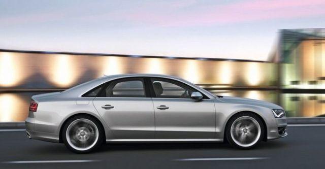 2014 Audi A8 S8  第3張相片