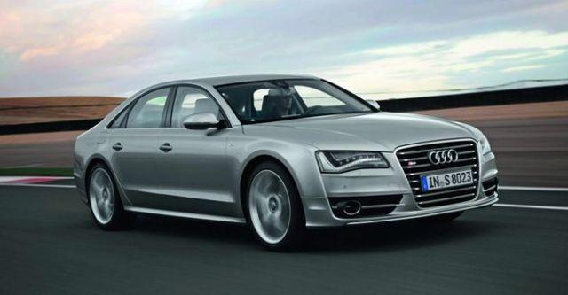 2014 Audi A8 S8  第4張相片