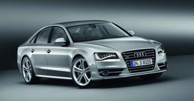 2014 Audi A8 S8  第6張相片