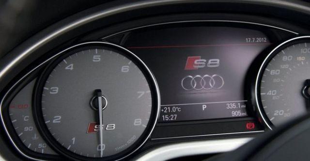2014 Audi A8 S8  第10張相片
