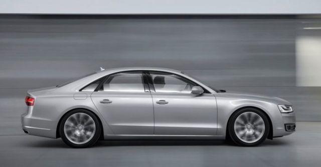 2014 Audi A8(NEW) 50 TDI quattro  第2張相片