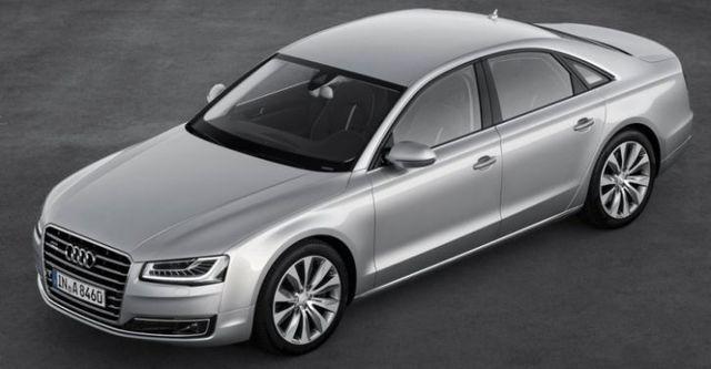 2014 Audi A8(NEW) 50 TDI quattro  第5張相片