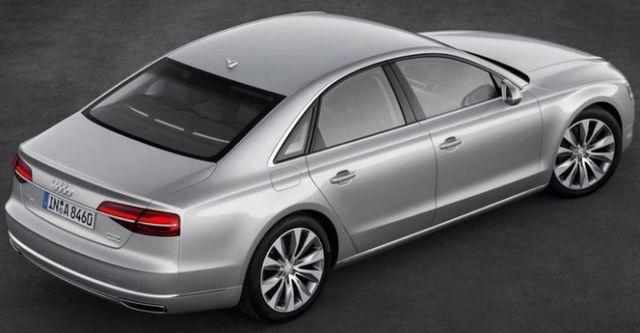2014 Audi A8(NEW) 50 TDI quattro  第6張相片