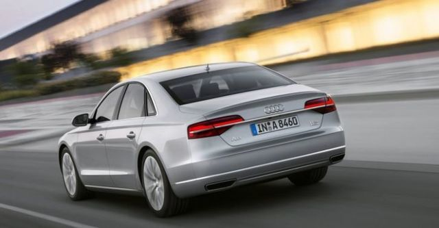 2014 Audi A8(NEW) 50 TFSI quattro  第4張相片