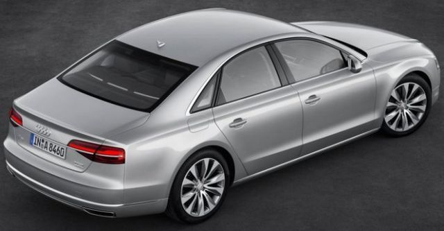 2014 Audi A8(NEW) 50 TFSI quattro  第6張相片
