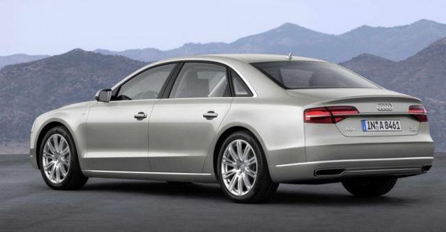 2014 Audi A8(NEW) L 50 TDI quattro  第6張相片
