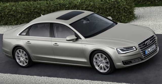 2014 Audi A8(NEW) L 60 TFSI quattro  第1張相片