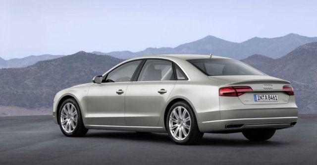 2014 Audi A8(NEW) L W12  第2張相片