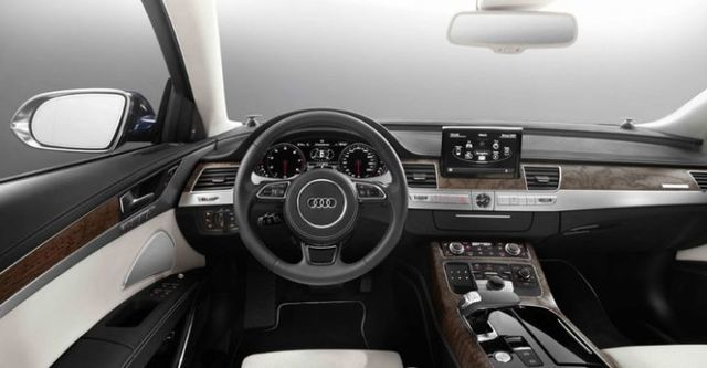 2014 Audi A8(NEW) L W12  第5張相片