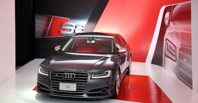 2014 Audi A8(NEW) S8  第1張相片