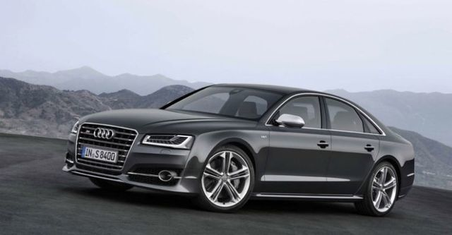 2014 Audi A8(NEW) S8  第2張相片