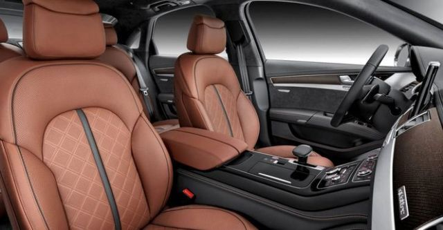 2014 Audi A8(NEW) S8  第10張相片