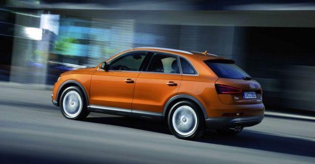 2014 Audi Q3 30 TFSI  第3張相片