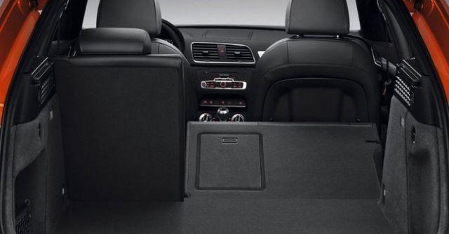 2014 Audi Q3 30 TFSI  第9張相片