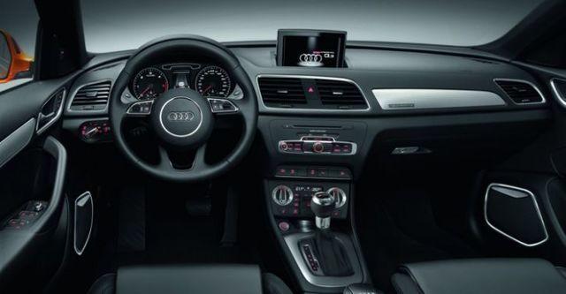 2014 Audi Q3 35 TDI quattro  第6張相片
