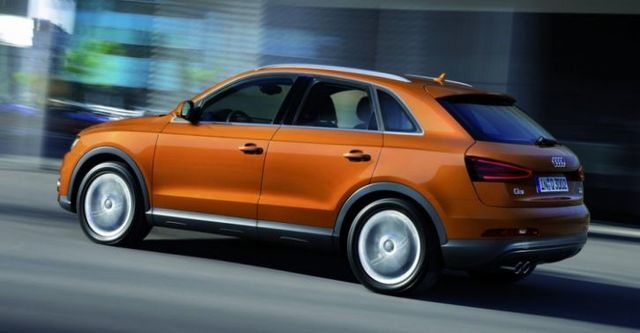 2014 Audi Q3 35 TFSI quattro  第3張相片