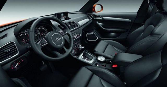 2014 Audi Q3 35 TFSI quattro  第7張相片