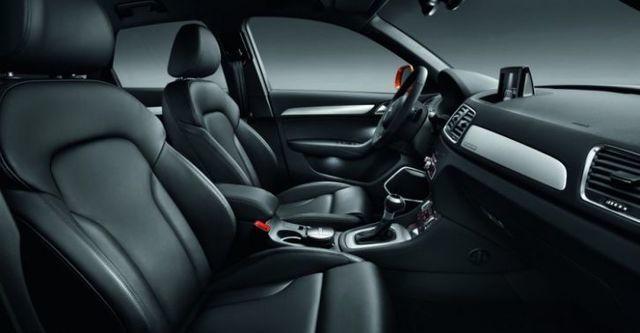 2014 Audi Q3 35 TFSI quattro  第8張相片