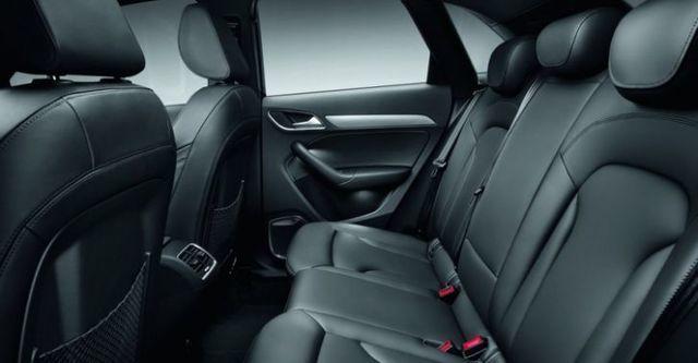 2014 Audi Q3 35 TFSI quattro  第9張相片