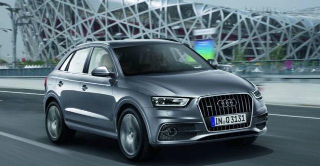 2014 Audi Q3 40 TFSI quattro  第3張相片
