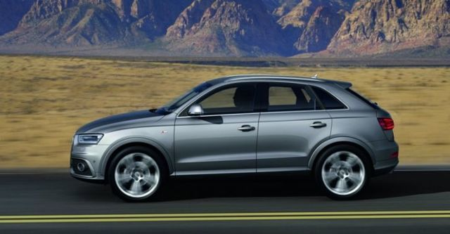 2014 Audi Q3 40 TFSI quattro  第5張相片