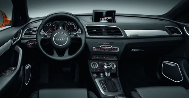 2014 Audi Q3 40 TFSI quattro  第6張相片