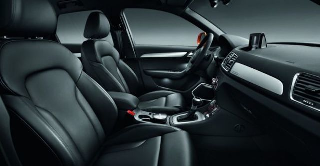 2014 Audi Q3 40 TFSI quattro  第8張相片
