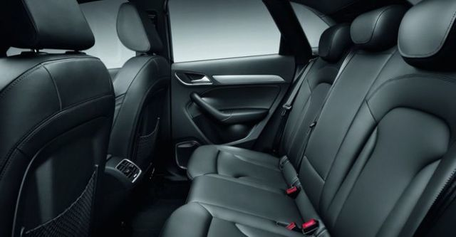 2014 Audi Q3 40 TFSI quattro  第9張相片