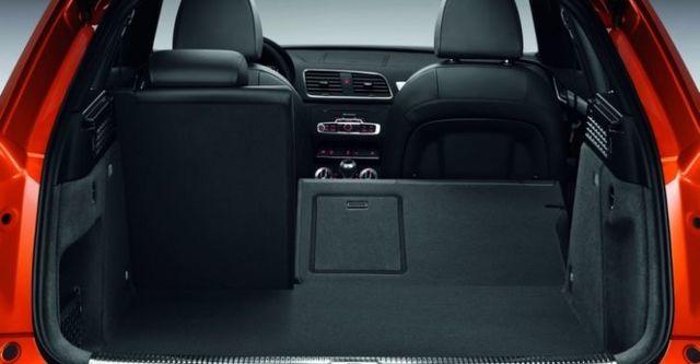 2014 Audi Q3 40 TFSI quattro  第10張相片
