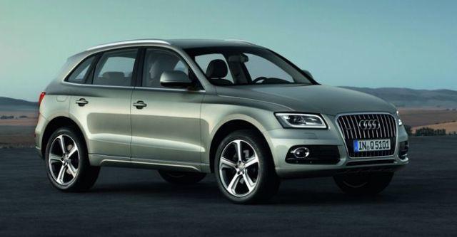 2014 Audi Q5 30 TDI quattro  第1張相片