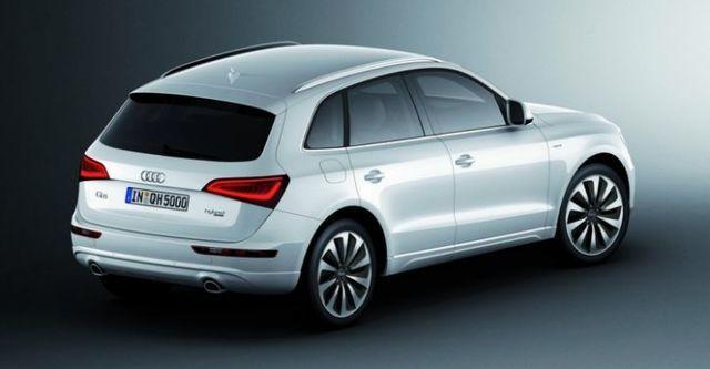 2014 Audi Q5 40 Hybrid quattro  第2張相片