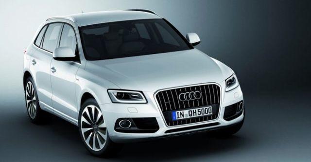 2014 Audi Q5 40 Hybrid quattro  第5張相片