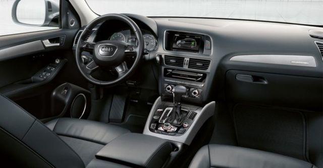 2014 Audi Q5 40 Hybrid quattro  第7張相片