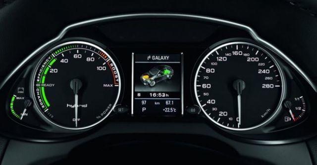 2014 Audi Q5 40 Hybrid quattro  第8張相片