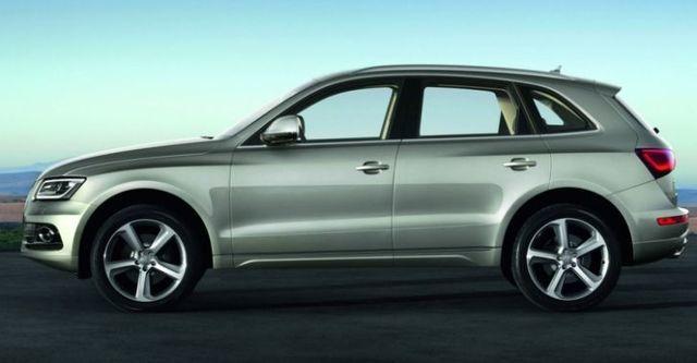 2014 Audi Q5 40 TFSI quattro  第4張相片