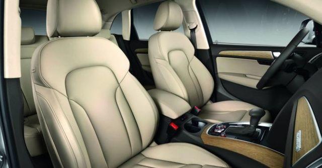 2014 Audi Q5 40 TFSI quattro  第9張相片