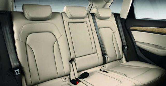2014 Audi Q5 40 TFSI quattro  第10張相片