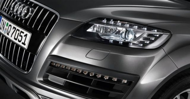 2014 Audi Q7 35 TDI quattro  第4張相片