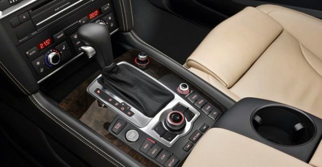 2014 Audi Q7 35 TFSI quattro  第8張相片
