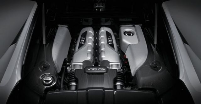 2014 Audi R8 Coupe 5.2 V10 FSI quattro  第8張相片