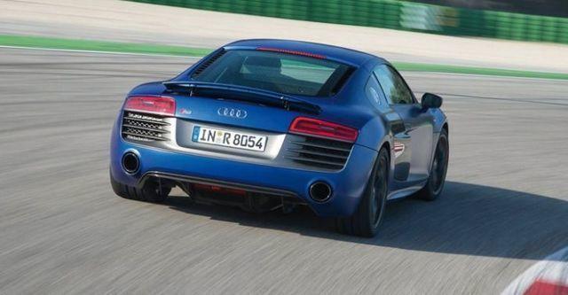 2014 Audi R8 Coupe Plus 5.2 V10 FSI quattro  第6張相片