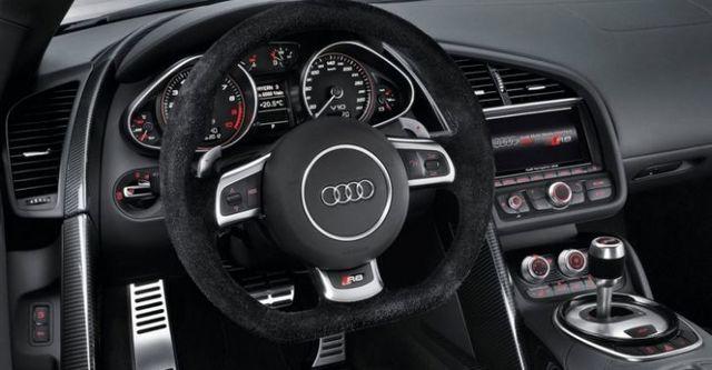 2014 Audi R8 Coupe Plus 5.2 V10 FSI quattro  第7張相片