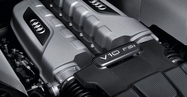 2014 Audi R8 Coupe Plus 5.2 V10 FSI quattro  第9張相片