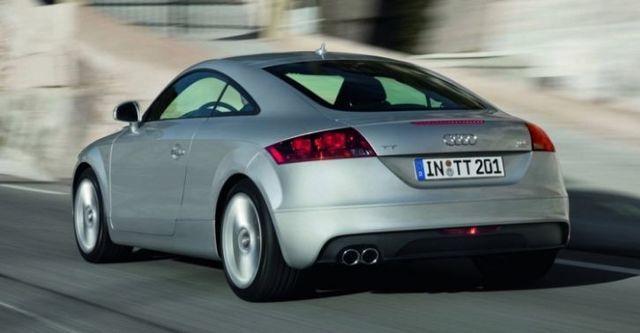 2014 Audi TT 45 TFSI  第2張相片