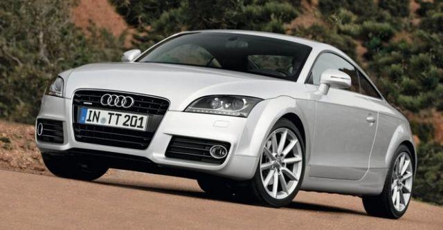 2014 Audi TT 45 TFSI  第3張相片