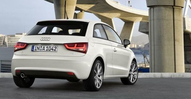 2013 Audi A1 1.4 TFSI Attraction  第3張相片